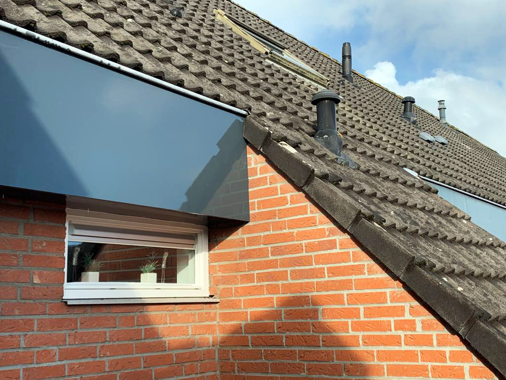 Niels Sikkema dak en gevel